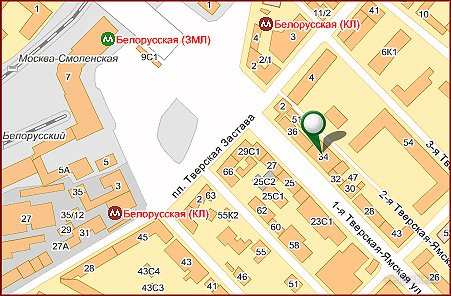 Pogostite.ru - МАРРИОТТ ТВЕРСКАЯ - Marriott Tverskaya (м. Белорусская, м. Маяковская) #31
