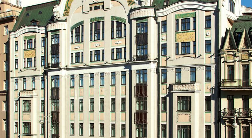 Pogostite.ru - МАРРИОТТ ТВЕРСКАЯ - Marriott Tverskaya (м. Белорусская, м. Маяковская) #1