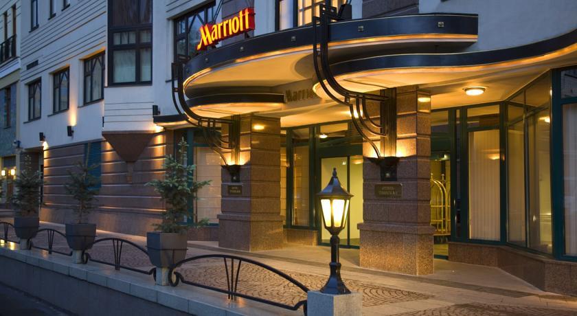 Pogostite.ru - МАРРИОТТ ТВЕРСКАЯ - Marriott Tverskaya (м. Белорусская, м. Маяковская) #2