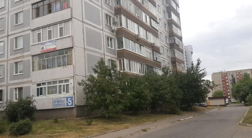Pogostite.ru - АПАРТАМЕНТЫ НА ПРОСПЕКТЕ ДРУЖБЫ НАРОДОВ (ДЕРЕВНЯ ЮРЬЕВКА) #4