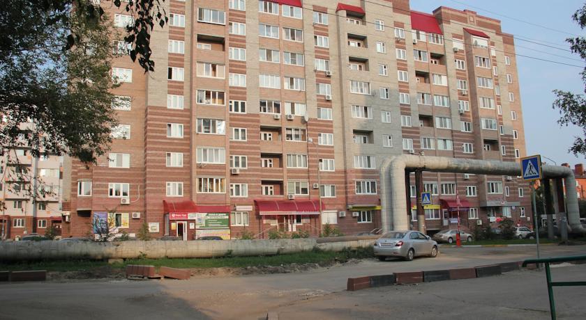 Pogostite.ru - АПАРТАМЕНТЫ НА ОСТРОВСКОГО, 56 (Г. УЛЬЯНОВСК, ЦЕНТР ГОРОДА) #1