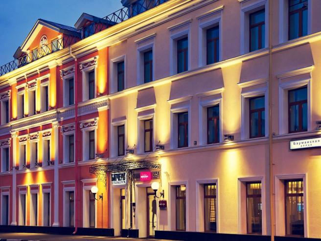 Pogostite.ru - МЕРКЮР БАУМАНСКАЯ - Mercure Moscow Baumanskaya (м. Бауманская) #1