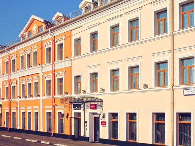 Pogostite.ru - МЕРКЮР БАУМАНСКАЯ - Mercure Moscow Baumanskaya (м. Бауманская) #4