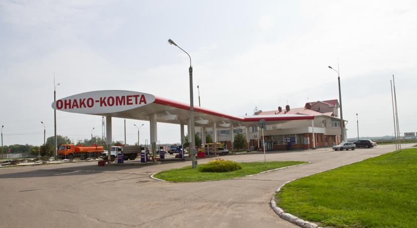 Pogostite.ru - ОНАКО-КОМЕТА (Г. УЛЬЯНОВСК, ДИМИТРОВГРАДСКОЕ ШОССЕ) #1
