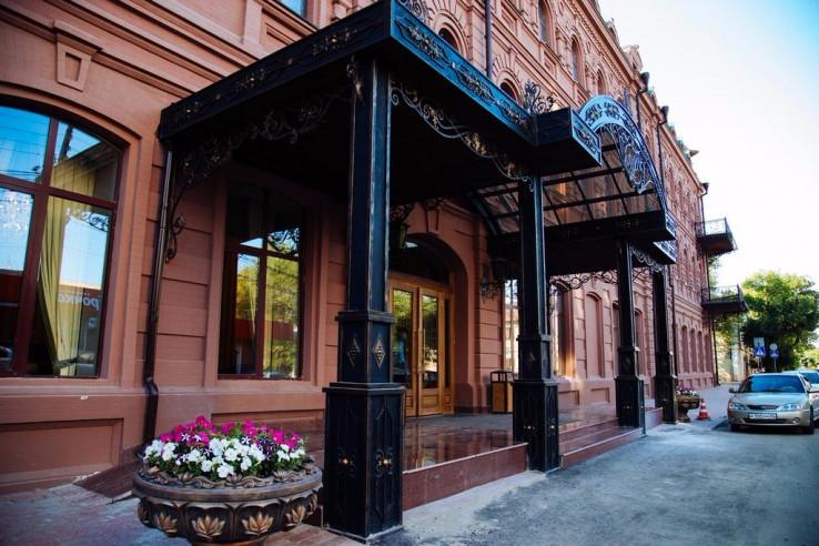 Pogostite.ru - АСТРАХАНСКАЯ (в центре, хороший отель) #3