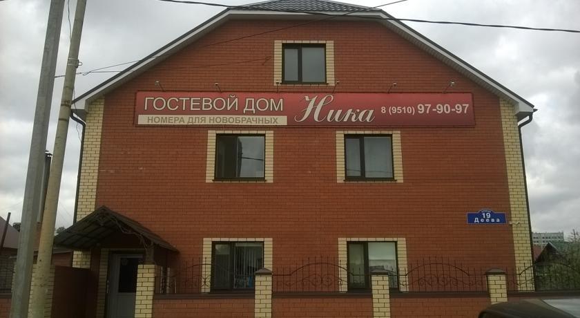 Pogostite.ru - НИКА (Г. УЛЬЯНОВСК, ПАРК УШАКОВА) #1