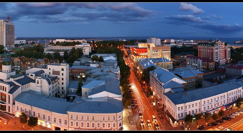 Pogostite.ru - АПАРТАМЕНТЫ НА ГОНЧАРОВА, 42 (Г. УЛЬЯНОВСК, ЦЕНТР ГОРОДА) #3