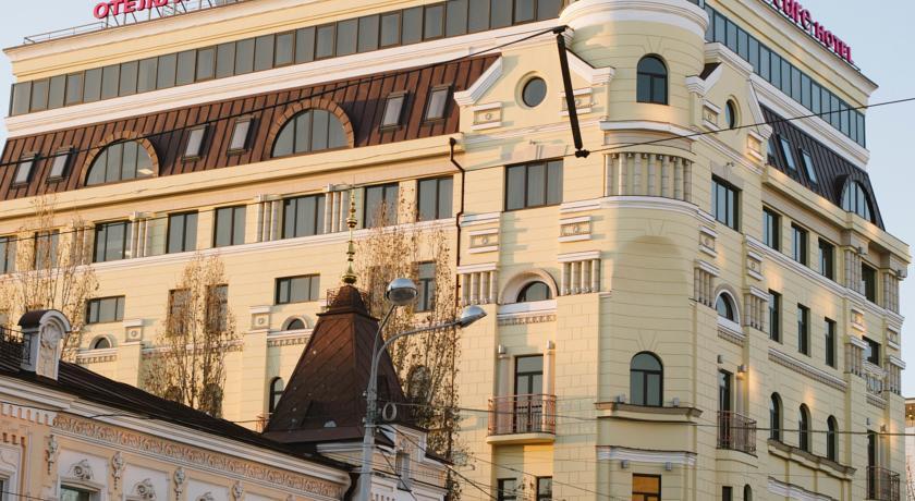 Pogostite.ru - МЕРКЮР РОСТОВ-НА-ДОНУ ЦЕНТР MERCURE #1