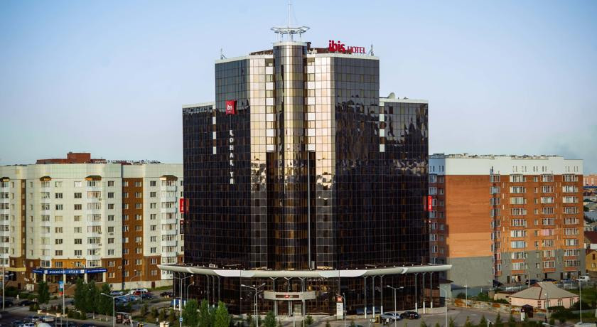 Pogostite.ru - ИБИС АСТАНА IBIS (Казахстан, г. Астана) #1
