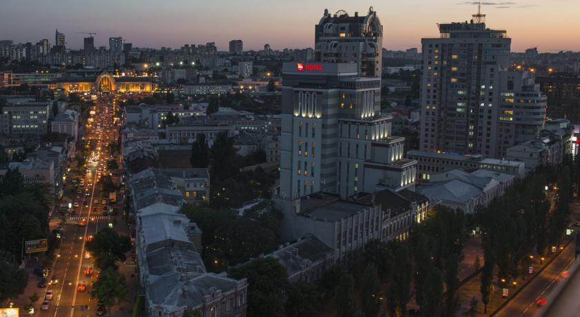 Pogostite.ru - ИБИС КИЕВ ЦЕНТР IBIS (Украина, г. Киев) #2