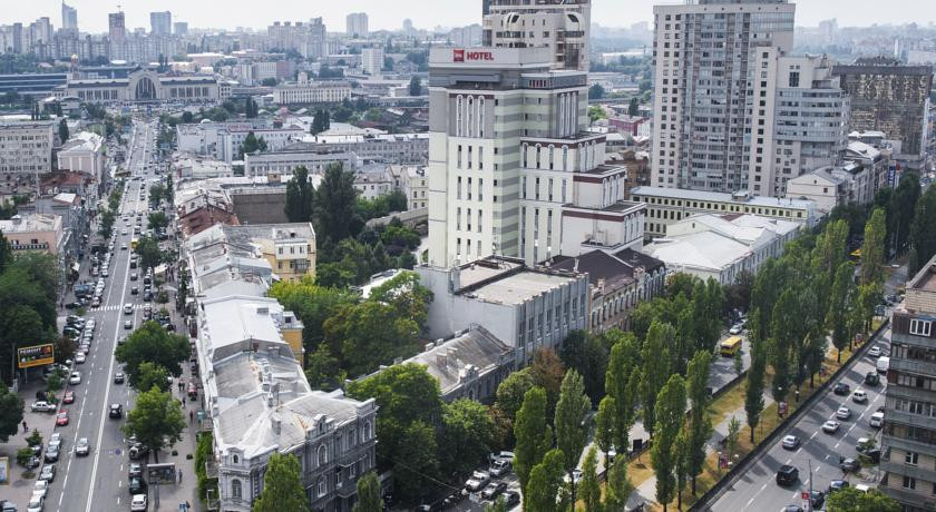 Pogostite.ru - ИБИС КИЕВ ЦЕНТР IBIS (Украина, г. Киев) #1