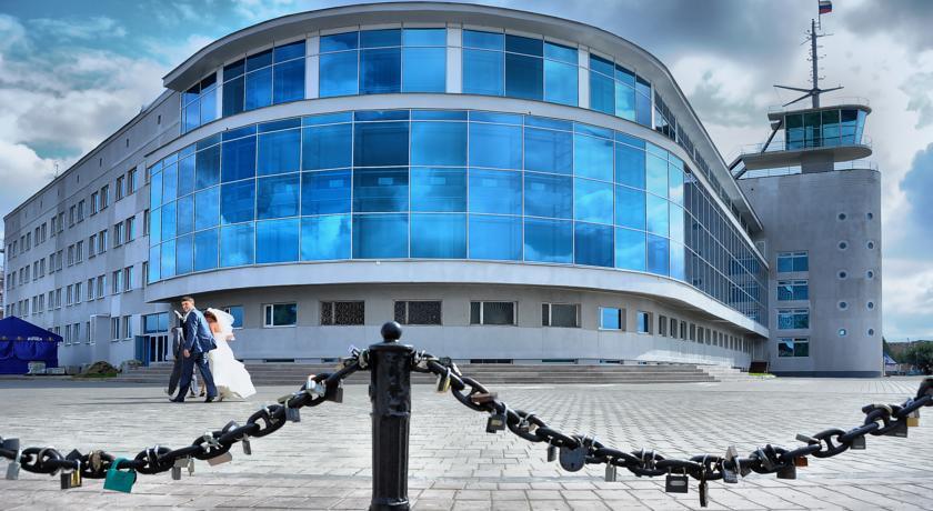 Pogostite.ru - Маяк корпус Иртыш (г. Омск, исторический центр) #2