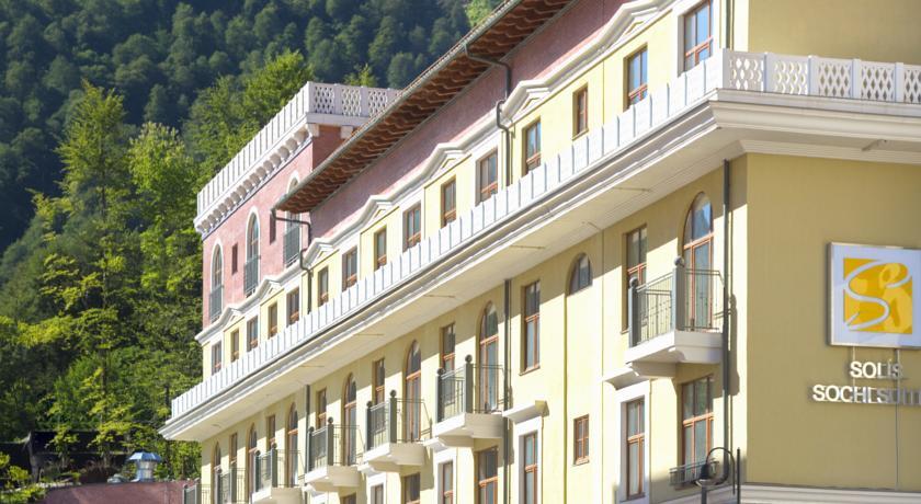 Pogostite.ru - Горки Отель Сьют #1