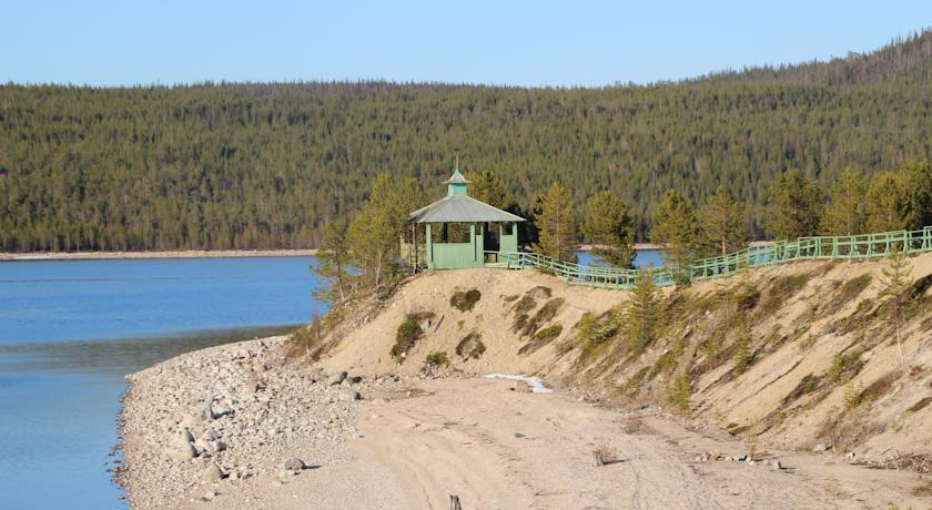 Pogostite.ru - Пиренга База отдыха (г. Полярные Зори, Озеро Пиренга) #15