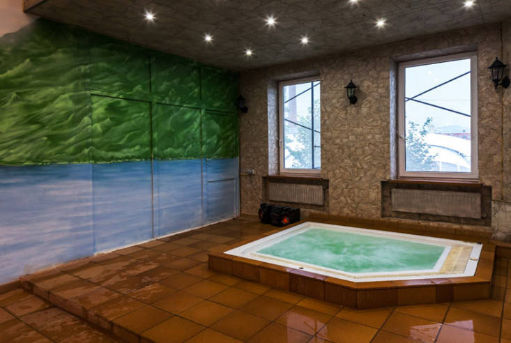 Pogostite.ru - БОГОРОДСК ЭКОТЕЛЬ | Бассейн | Сауна | Парковка #72