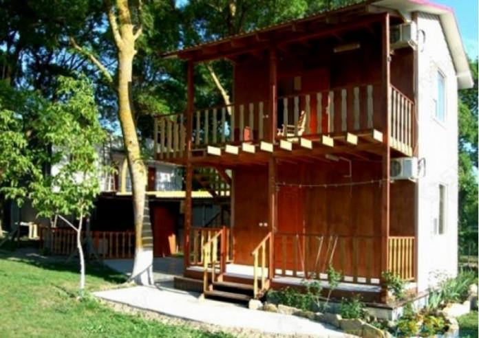 Pogostite.ru - Дачный домик для отдыха ( г. Анапа, п. Сукко) #1