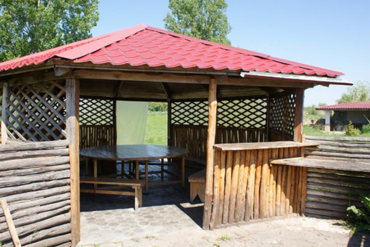 Pogostite.ru - ЮЖНОЕ ГРАФСТВО | На берегу реки, хутор Новый | С теннисным кортом #29