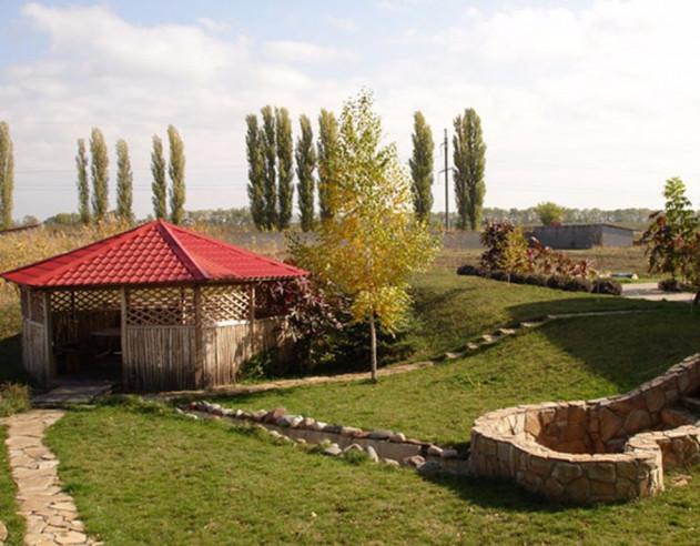 Pogostite.ru - ЮЖНОЕ ГРАФСТВО | На берегу реки, хутор Новый | С теннисным кортом #16