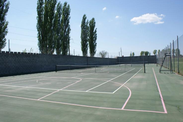 Pogostite.ru - ЮЖНОЕ ГРАФСТВО | На берегу реки, хутор Новый | С теннисным кортом #20
