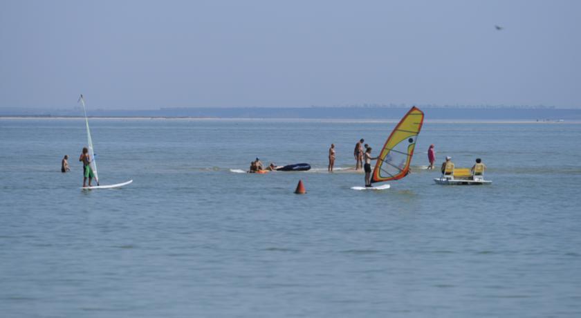 Pogostite.ru - ТОРНАДО водноспортивный клуб-отель | г. Ейск, 1 линия, песчаный пляж #45