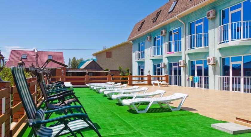 Pogostite.ru - ТОРНАДО водноспортивный клуб-отель | г. Ейск, 1 линия, песчаный пляж #4