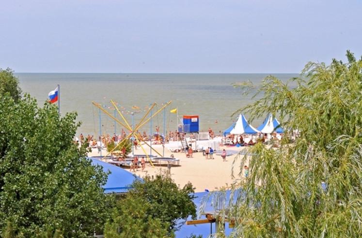 Pogostite.ru - АСТЕРИЯ ПАНСИОНАТ | г. Ейск, Ейская коса, возле пляжа #1