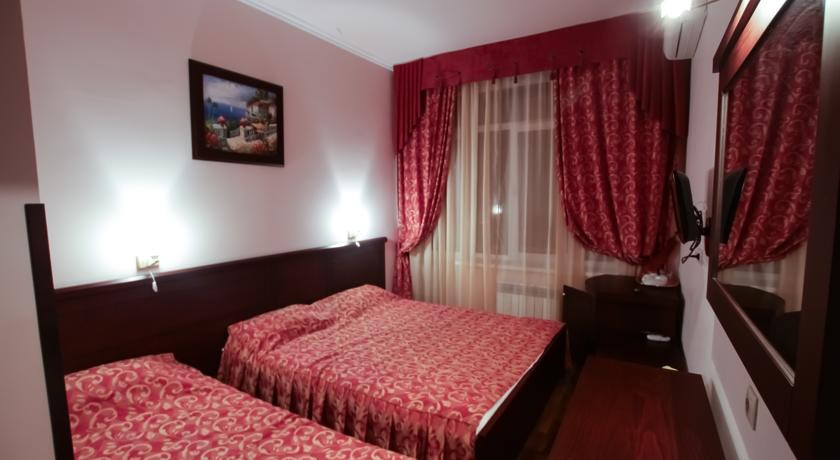 Отель катран лазаревское