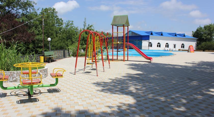 Pogostite.ru - ПАРК ИНАЛ - БАЗА ОТДЫХА | г. ДЖУБГА | 1 линия | бассейн #10