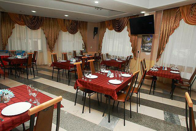 Pogostite.ru - Гостинично-оздоровительный Комплекс А-more Resort (1 линия) #18
