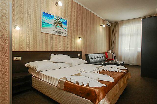 Pogostite.ru - Гостинично-оздоровительный Комплекс А-more Resort (1 линия) #7