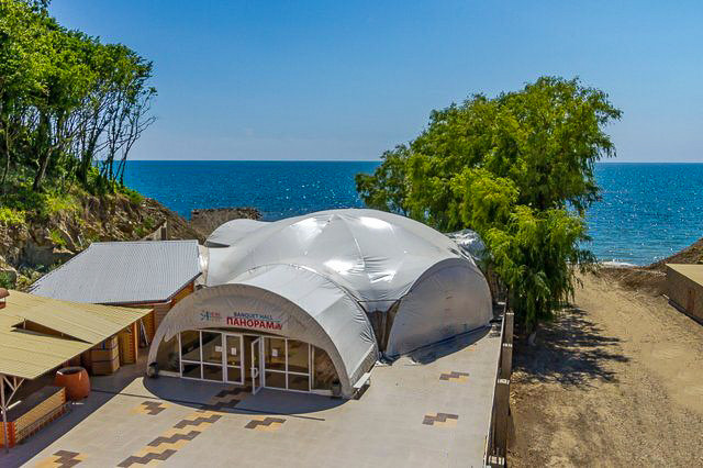 Pogostite.ru - Гостинично-оздоровительный Комплекс А-more Resort (1 линия) #24