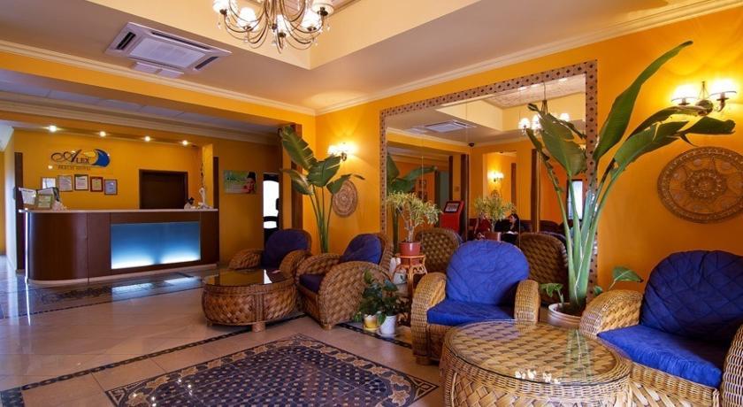 Pogostite.ru - Alex Baech Hotel (г.Гагра) #7