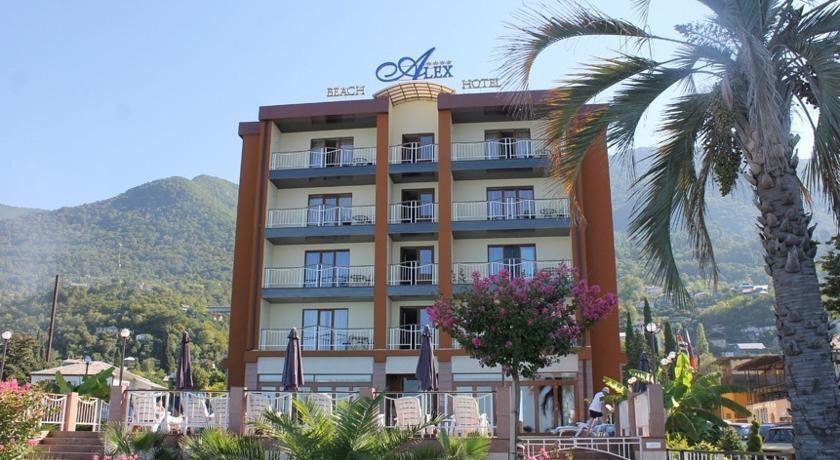 Pogostite.ru - Alex Baech Hotel (г.Гагра) #2