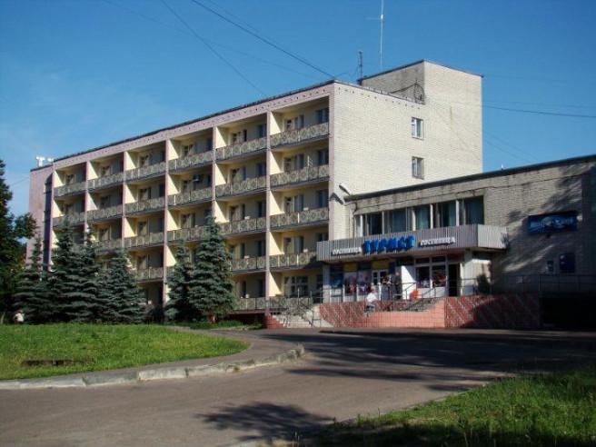 Pogostite.ru - ТУРИСТ (г. Брянск, центр, лесопарковая зона) #1