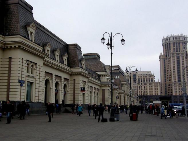 Pogostite.ru -  НА НОВОКУЗНЕЦКОЙ | м. Павелецкая | Павелецкий вокзал | Парковка #2