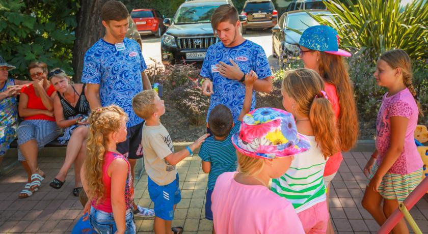 Pogostite.ru - ГЕНРИХ | п. Дагомыс, с детской площадкой и анимацией #42