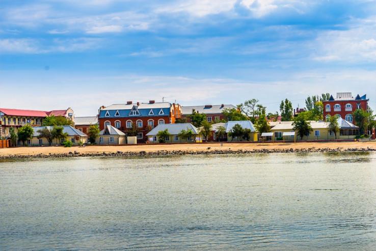 Pogostite.ru - ПРИАЗОВОЧКА   г. Ейск, рядом с пляжем, дети бесплатно #42
