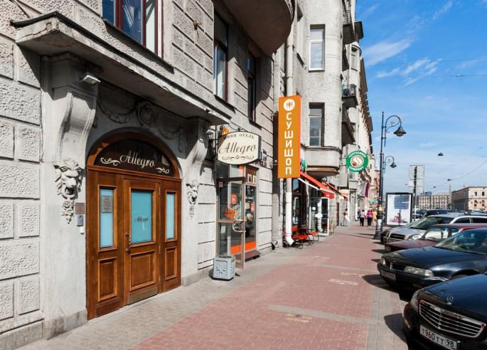 Pogostite.ru - АЛЛЕГРО НА ЛИГОВСКОМ (г. Санкт-Петербург, м. Площадь Восстания) #2