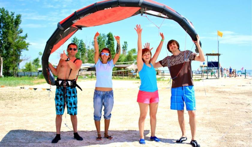 Pogostite.ru - АКВАТОРИЯ ЛЕТА СПОРТИВНЫЙ КЛУБ ОТЕЛЬ | г. Ейск | песчаный пляж | СЕРФ-ЦЕНТР #1