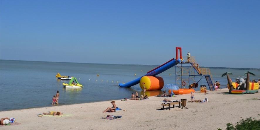 Pogostite.ru - СЛОБОДА | Ейский лиман, песчаный пляж #42
