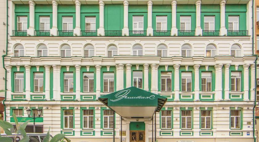 Pogostite.ru - ЭРМИТАЖ | г. Ростов-на-Дону | c видом на набережную #1
