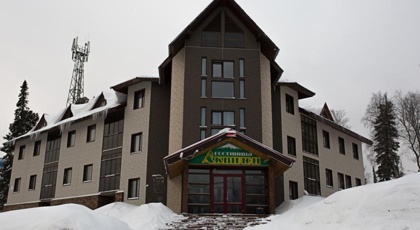 Pogostite.ru - АКВИЛОН ГОСТИНИЦА (поселок Шерегеш, 150 м от подъемника) #1