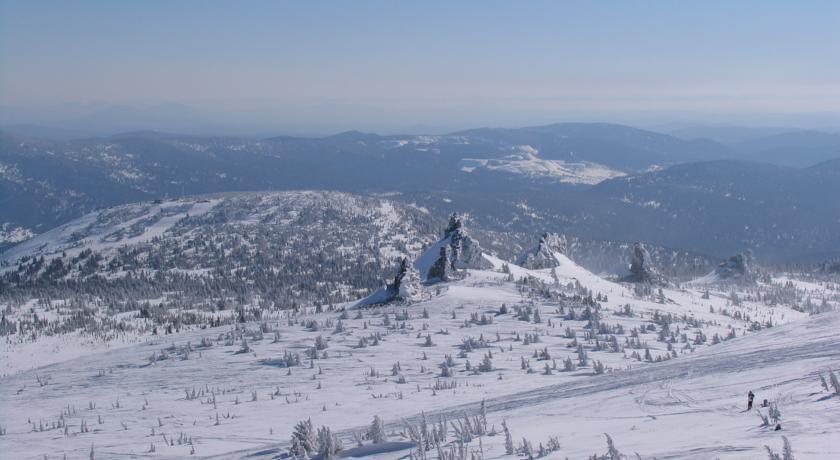 Pogostite.ru - АКВИЛОН ГОСТИНИЦА (поселок Шерегеш, 150 м от подъемника) #18