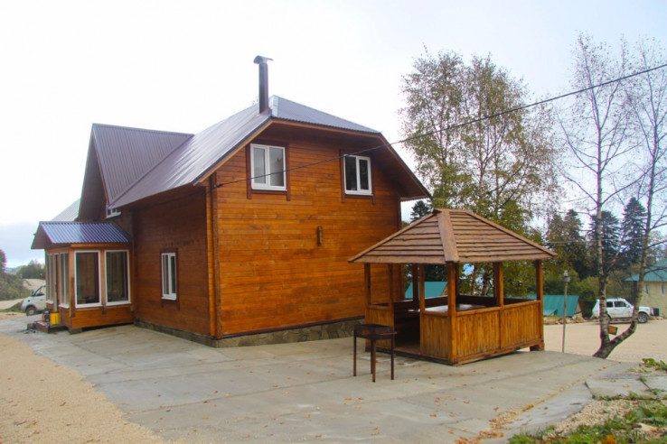 Pogostite.ru - ЛАГОНАКИ ТУРБАЗА | ст. Хаджох | Парковка | Подъемник рядом #40