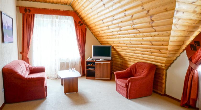Pogostite.ru - НАЦИОНАЛЬ ДОМБАЙ - National Dombay Hotel 3* #18