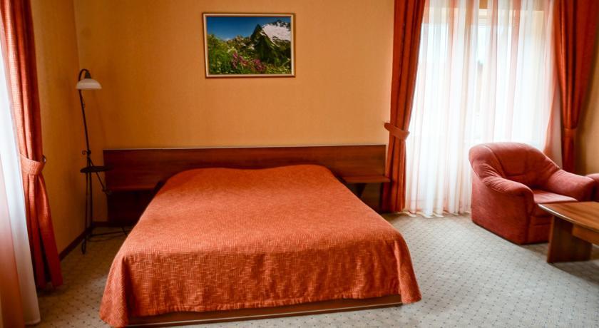 Pogostite.ru - НАЦИОНАЛЬ ДОМБАЙ - National Dombay Hotel 3* #23
