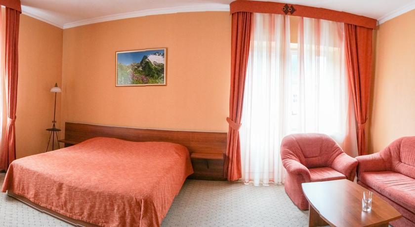 Pogostite.ru - НАЦИОНАЛЬ ДОМБАЙ - National Dombay Hotel 3* #25