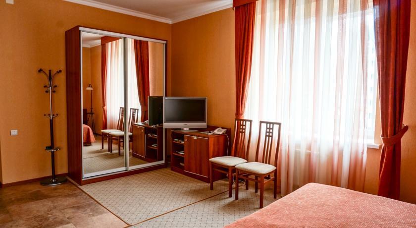 Pogostite.ru - НАЦИОНАЛЬ ДОМБАЙ - National Dombay Hotel 3* #9