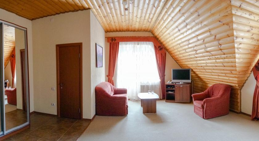 Pogostite.ru - НАЦИОНАЛЬ ДОМБАЙ - National Dombay Hotel 3* #11