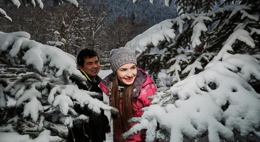Pogostite.ru - ЧЕГЕТ ГОСТЕВОЙ ДОМ (г. Теберда, Карачаево-Черкесия) #38